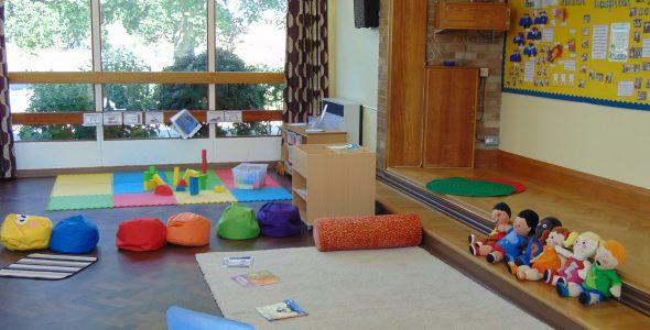 Our Parklands Pre-School Room